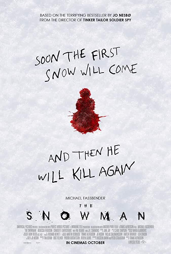 The Snowman 2017 English 720p HDRip full movie watch online freee download at movies365.ws