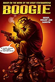 Boogie, el aceitoso(2009) Poster - Movie Forum, Cast, Reviews