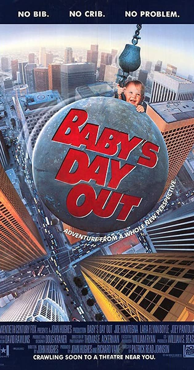 Babys Day Out 1994 BRRip
