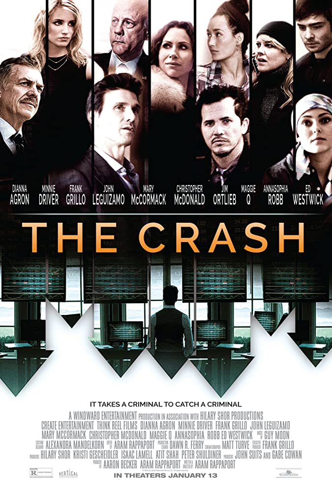 The Crash film poster