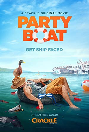 Poster Party Boat