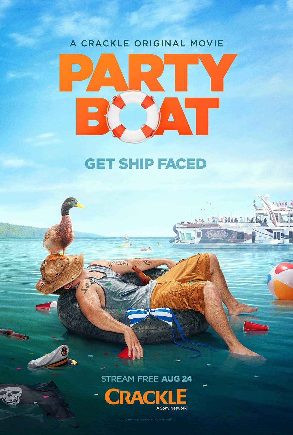 image Party Boat (2017) (TV) Watch Full Movie Free Online