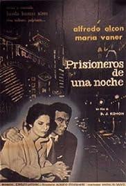 Prisioneros de una noche Poster