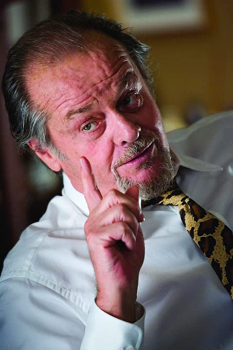 Jack Nicholson in The Departed (2006)