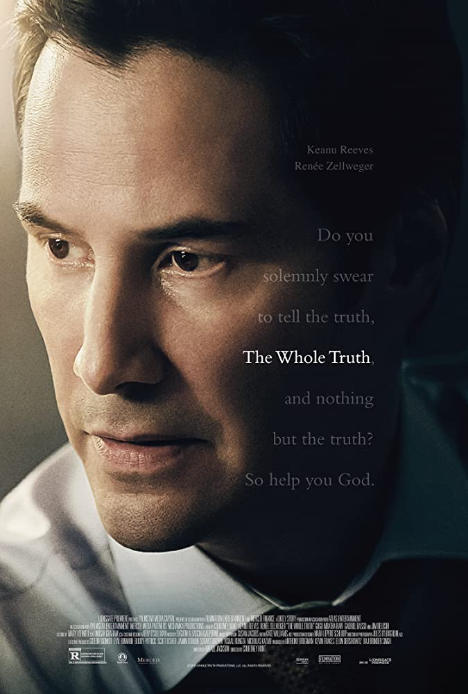 Keanu Reeves in The Whole Truth (2016)