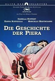 Storia di Piera(1983) Poster - Movie Forum, Cast, Reviews