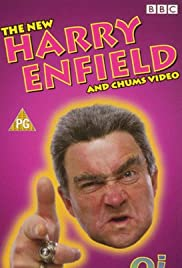 Harry Enfield and Christmas Chums Poster
