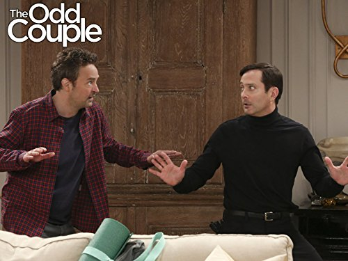 The Odd Couple: Sleeping Dogs Lie | Season 1 | Episode 9