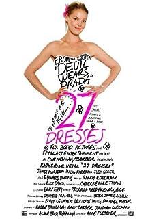 Poster 27 Dresses