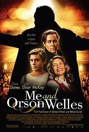 Moi et Orson Welles streaming