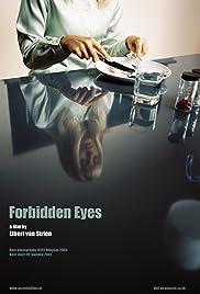 Verboden ogen Poster
