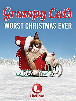 Grumpy Cat's Worst Christmas Ever poster