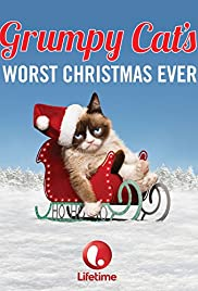 Grumpy Cat's Worst Christmas Ever (2014) Poster - Movie Forum, Cast, Reviews