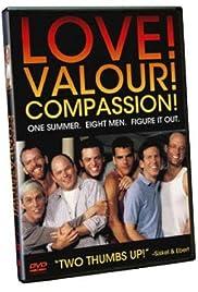 Love! Valour! Compassion! Poster
