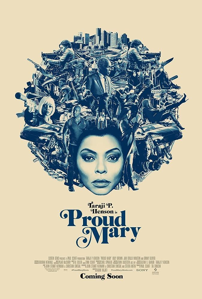 Proud Mary (2018), filme online subtitrat în limba Română