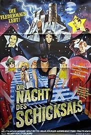 Die Nacht des Schicksals Poster
