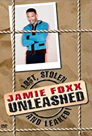 Jamie Foxx Unleashed: Lost, Stolen and Leaked! Poster