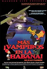 Más vampiros en La Habana Poster