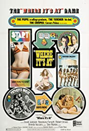 Where It's At(1969) Poster - Movie Forum, Cast, Reviews