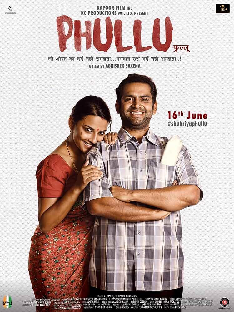 Phullu 2017 Hindi 480p DTHRip full movie watch online freee download at movies365.cc