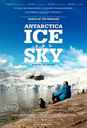 Antarctica: Ice & Sky (2015)