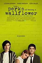 The Perks of being a wallflower film poster