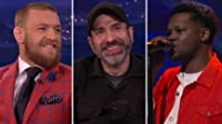 Conor McGregor/Dave Attell/BJ the Chicago Kid