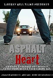 Asphalt Heart Poster