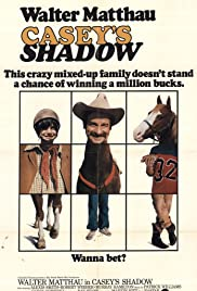 Casey's Shadow(1978) Poster - Movie Forum, Cast, Reviews