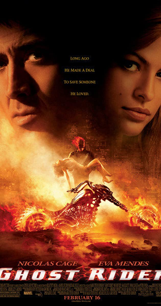 Ghost Rider (2007) 720p Bluray