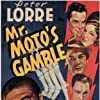 Peter Lorre, Dick Baldwin, Lynn Bari, Douglas Fowley, and Harold Huber in Mr. Moto's Gamble (1938)