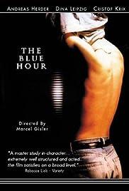 Die blaue Stunde Poster