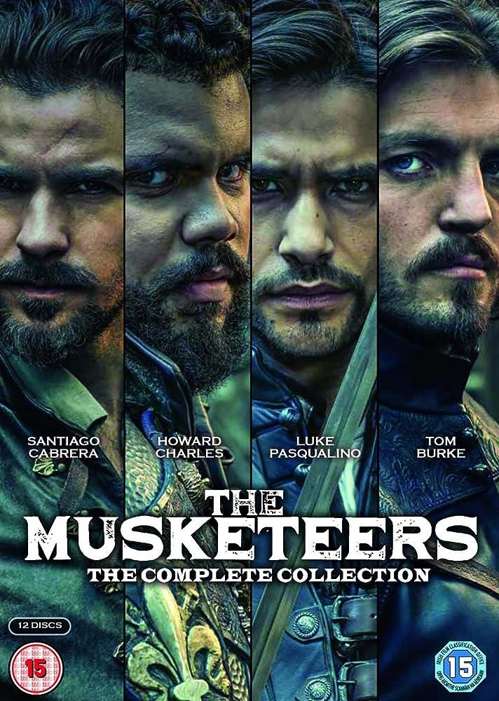 火枪手第一季/全集The Musketeers第1季