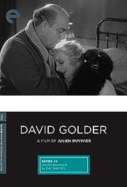 David Golder Poster