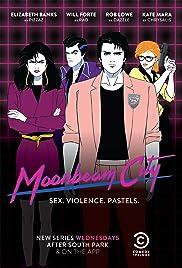 Moonbeam City Poster - TV Show Forum, Cast, Reviews