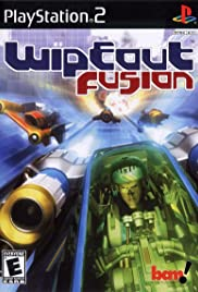 Wipeout Fusion Poster