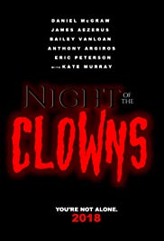 Night of the Clowns Poster