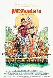 Meatballs III: Summer Job(1986) Poster - Movie Forum, Cast, Reviews
