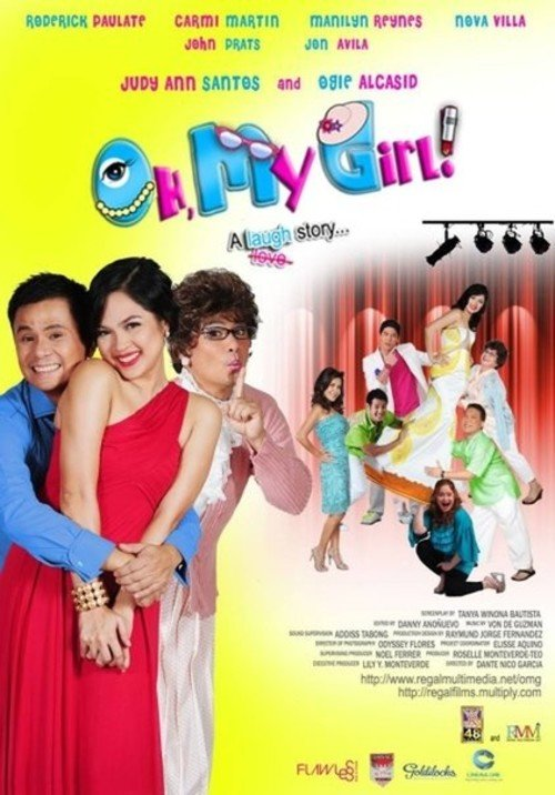 Oh, My Girl!: A Laugh Story… (2009)