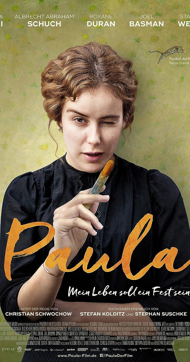 Paula (2016) Bluray 720p