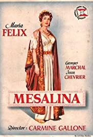 The Affairs of Messalina Poster