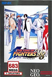 The King of Fighters '98: The Slugfest Poster