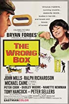 The Wrong Box (1966) Poster