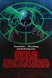 Sole Survivor (1984) Poster - Movie Forum, Cast, Reviews