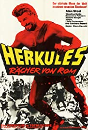 Hercules Against Rome Poster