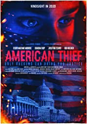 American Thief (2020) poster
