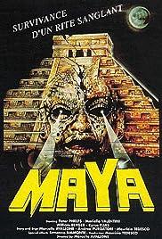 Maya(1989) Poster - Movie Forum, Cast, Reviews