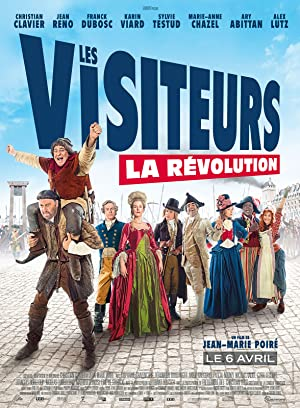 ver Los visitantes la lían (En la Revolución Francesa)