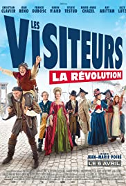 The Visitors: Bastille Day (2016)