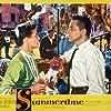 Katharine Hepburn and Rossano Brazzi in Summertime (1955)